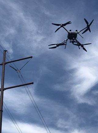 UAV, UAS, or drone
