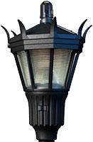 octagonal light
